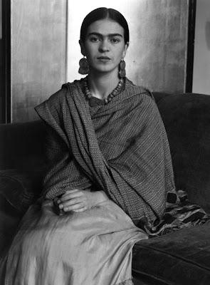 Imogen Cunningham, Frida Kahlo