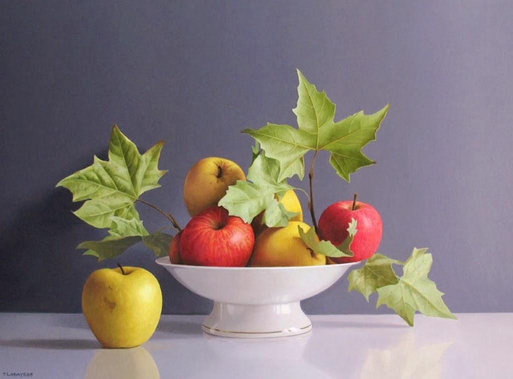 pinturas-bodegones-con-frutas