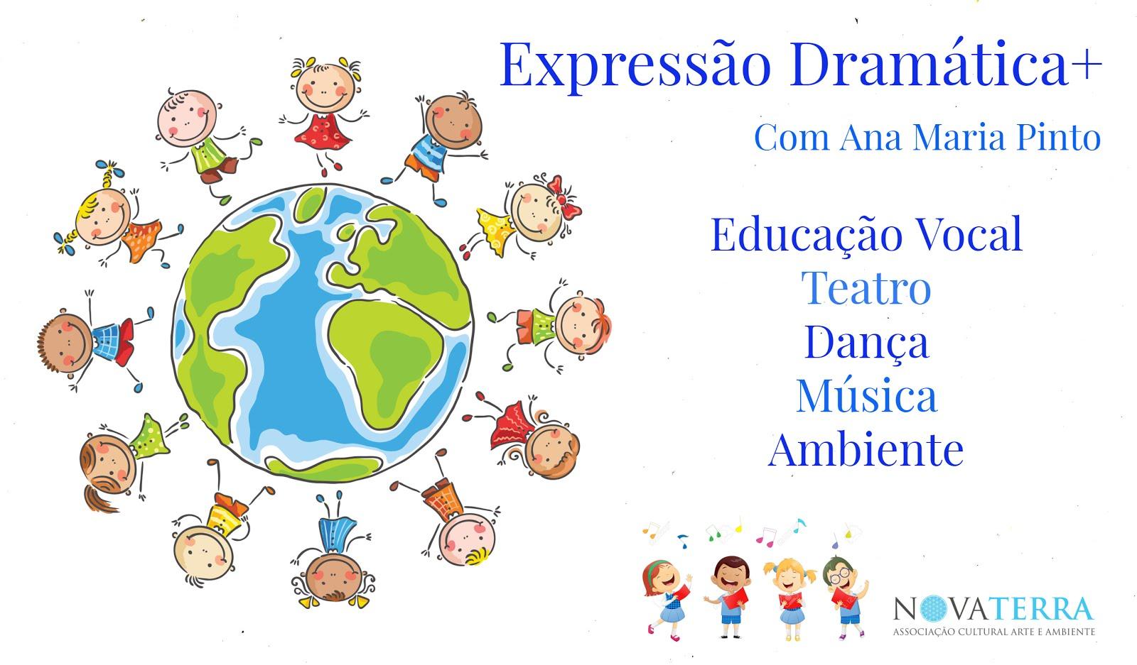 Expressão Dramática+ à Segunda na Escola