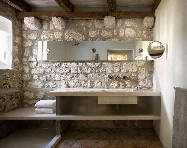 Дизайн домов из камня фото