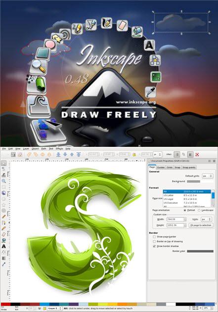 ... Full + Portable : Software editor grafis yang ringan dan lengkap