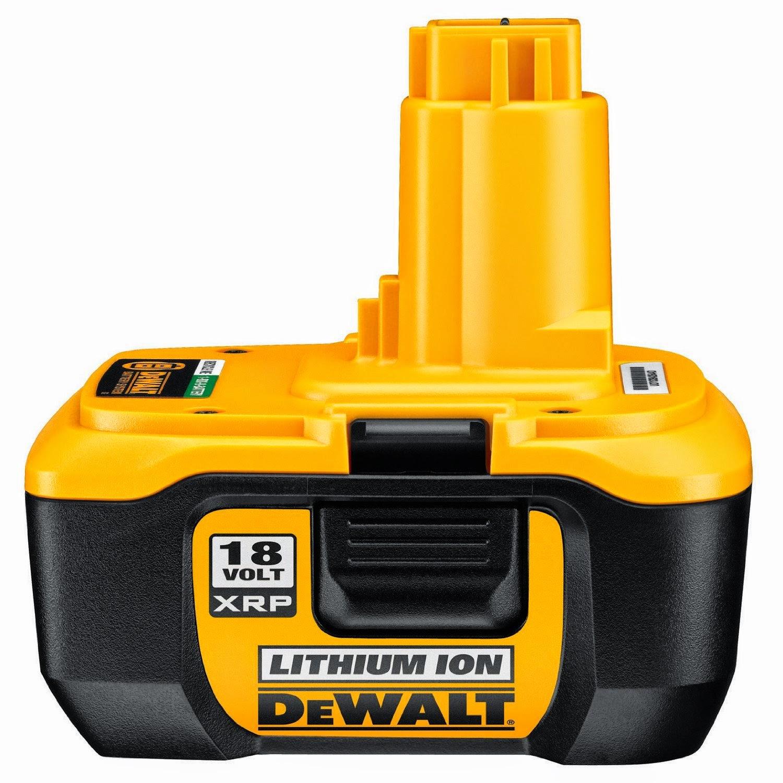 Dewalt 18v Battery: DeWalt DC9180 18v Lithium Ion Battery