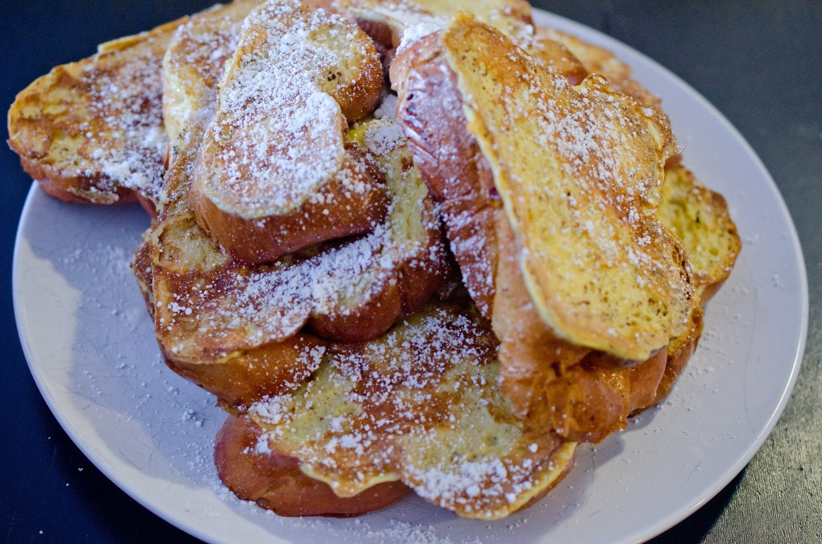Queens Foodie Mama: Challah French's Toast