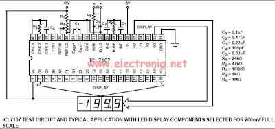 icl7107 jpg wiring circuit icl7106 and icl7106 based digital voltmeter circuit 400 x 188