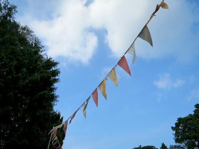 Abergavenny Food Festival Bunting