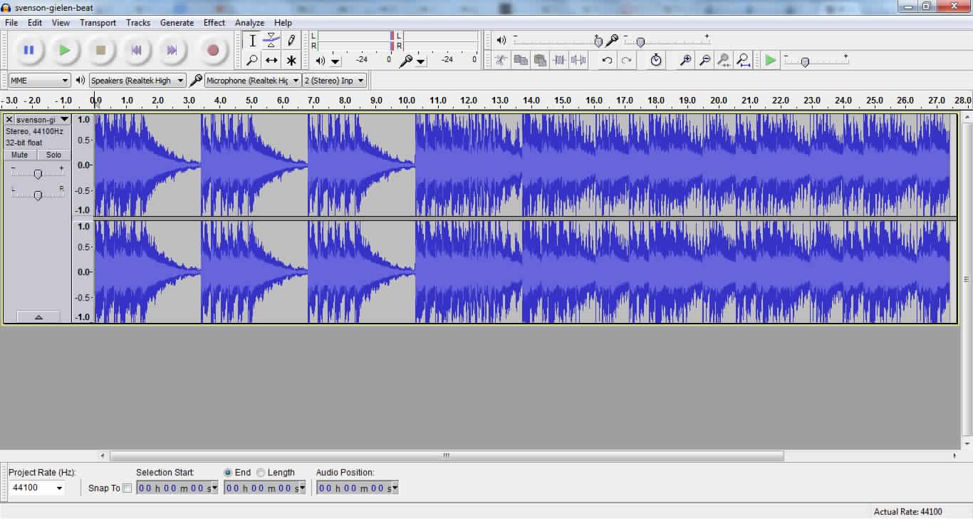 أفضل البرامج المجانية في معالجة الصوت