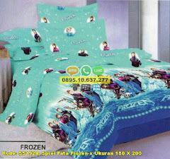 Harga Sprei Fata Frozen-x Ukuran 180 X 200 Jual