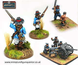 wargame figure painter