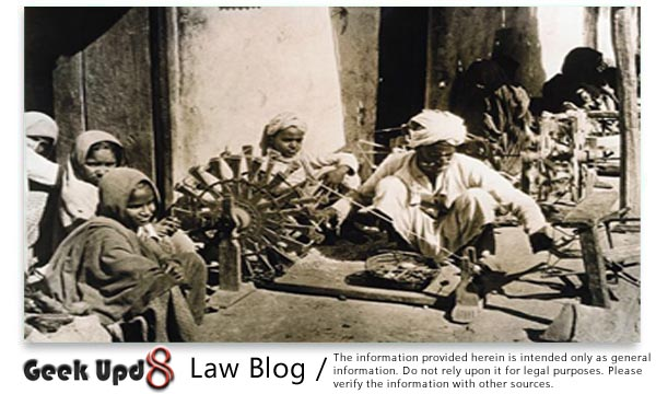 The Khaddar (Protection Of Name) Act, 1950 : G8 Bare Acts Collection