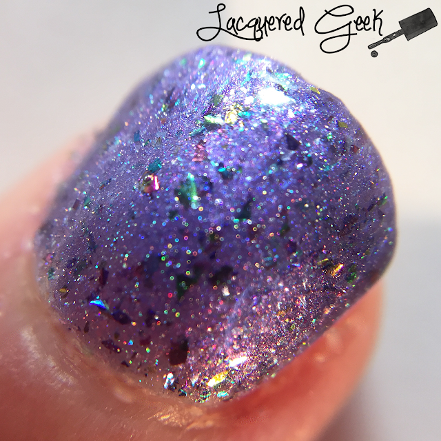 ellagee: Sir Twinkle Toes nail polish swatch and review