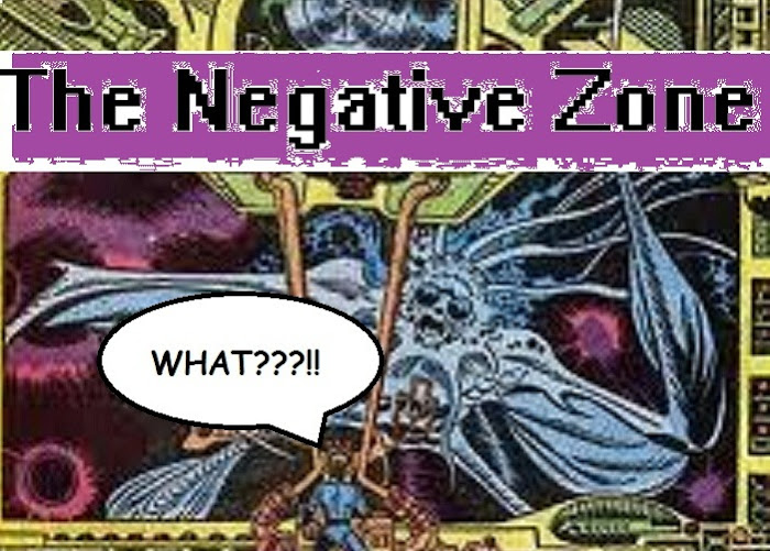 The Negative Zone