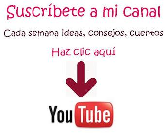 Suscríbete GRATIS al canal de Cuentacuentos de youtube más visitado del mundo.