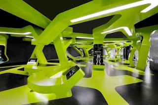 Top Green Interior Design