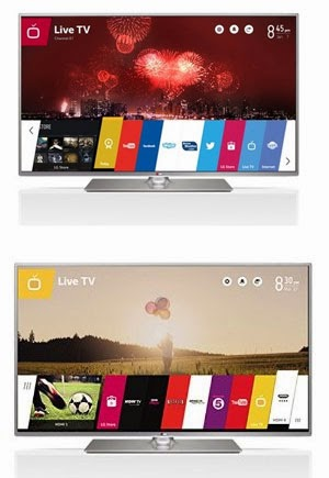 LG 60LB650V 60 inç smart led 3d tv özellikleri