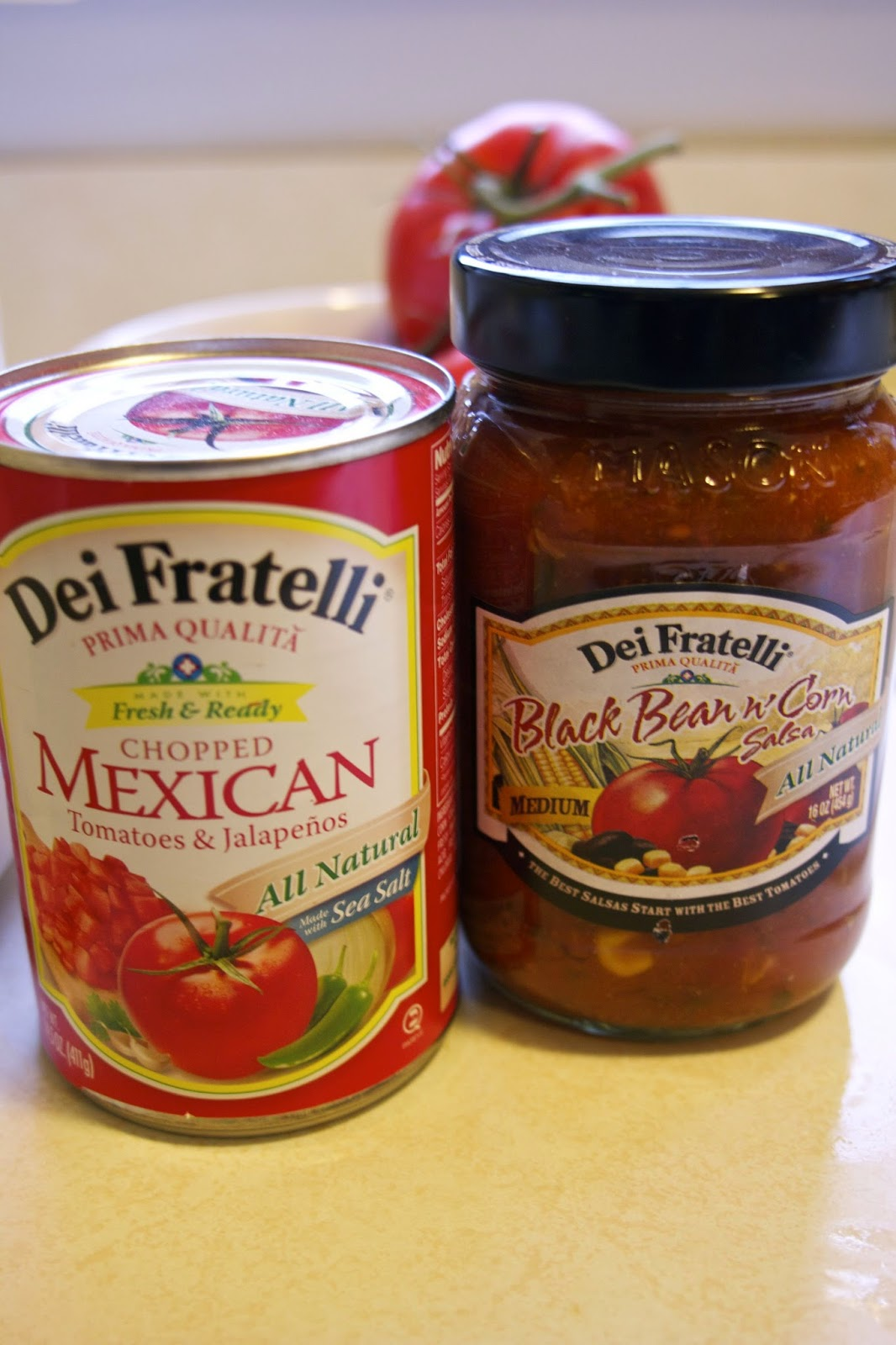 Dei Fratelli Mexican Products: simplelivingeating.com
