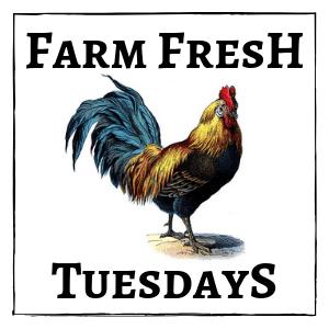 Farm Fresh Tuesday Blog Hop!