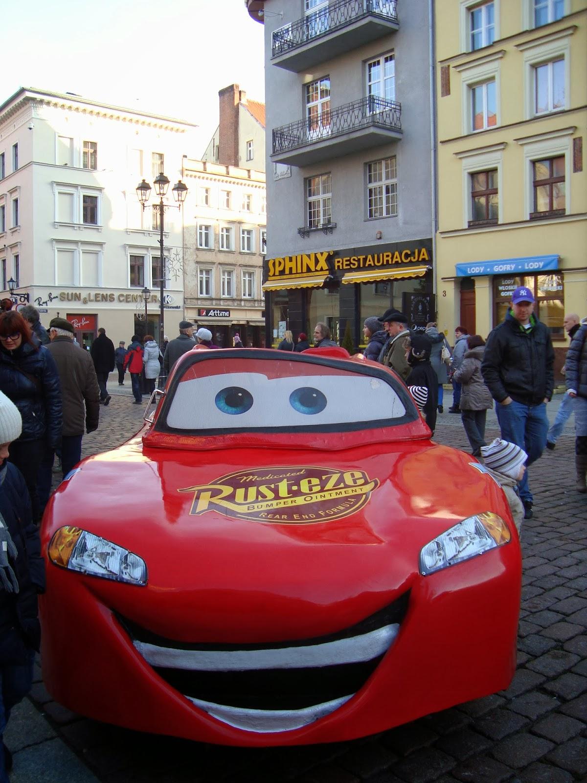 Zygzak, Auta, Samochody