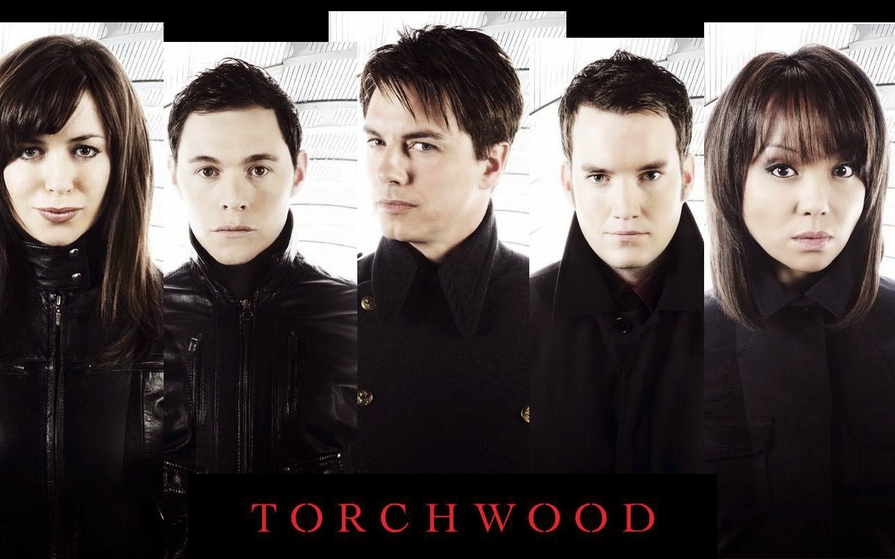 Miniseries Torchwood Tropa Friki