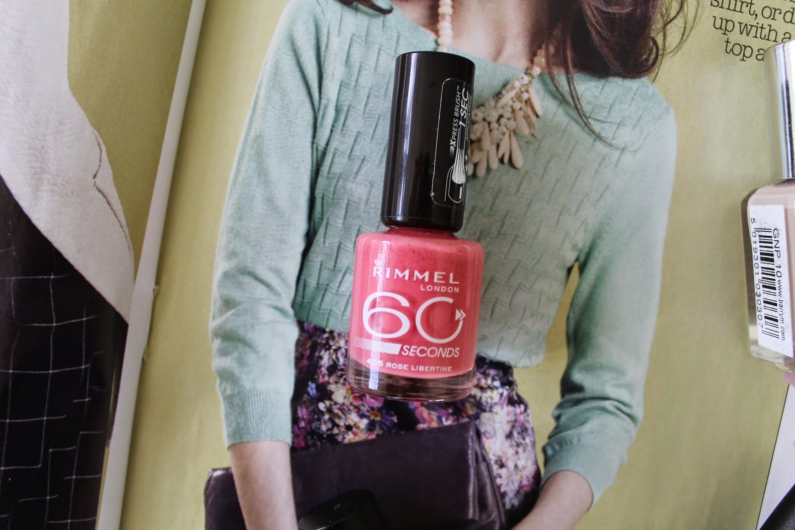 Rimmel London in Rose Libertine