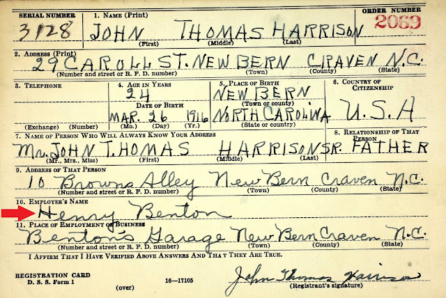 52 Ancestors 2015 Edition:  #44 John Thomas Harrison Jr. --Survived A Very Scary Day --How Did I Get Here? My Amazing Genealogy Journey