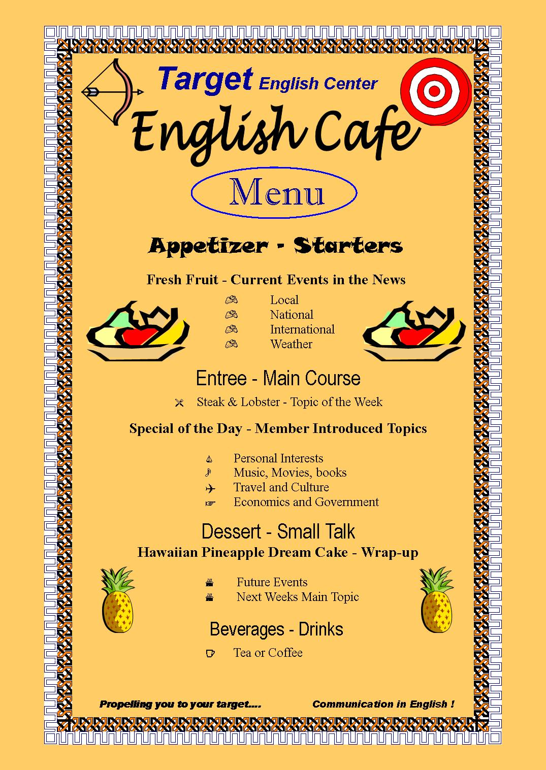 At The Restaurant Learnenglish Teens British Council Updated 2016 - Free, Musik Islam Religi