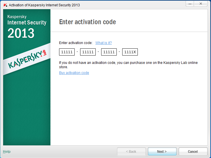 Key Kaspersky Internet Security 2013