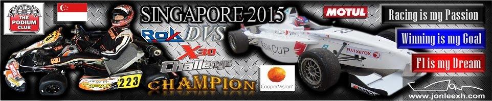 "Jon Lee ""Singapore 2015 Rok Cup Champion"""