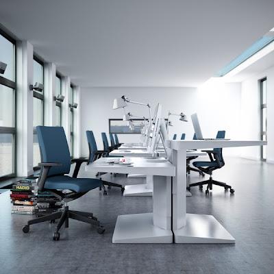 Meja Kerja Kantor Modern 6