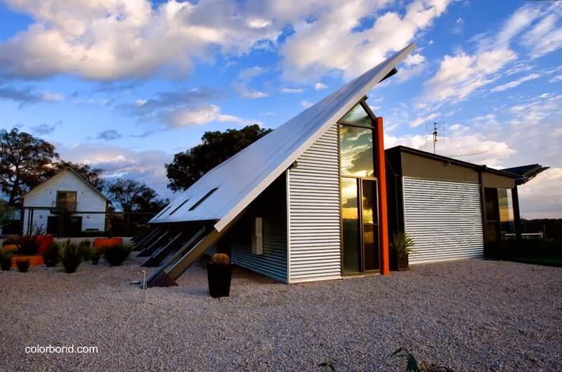 arquitectura de casas viviendas suburbanas de madera y