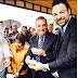 Hüseyin Samut ile Antalya Valisi Muammer Türker - Aşure Günü