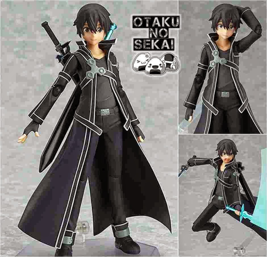 figma Sword Art Online Kirito