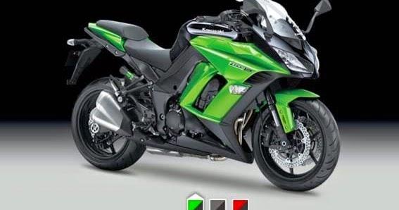 tampang anyar motor sport kawasaki 2015