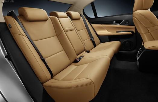 2016 Lexus GS 350 01