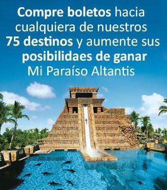 Mi paraiso Atlantis