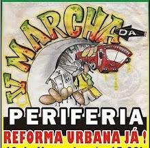 5ª Marcha da Periferia-Por Reforma Urbana Já 2010.