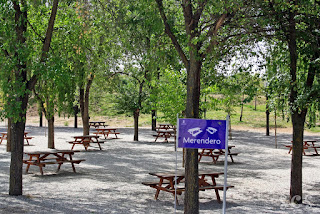 Merendero, Parque Europa