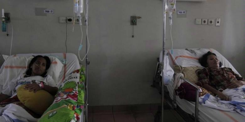 10,3 Juta Warga Miskin Terancam Tak Dapat Layanan Kesehatan