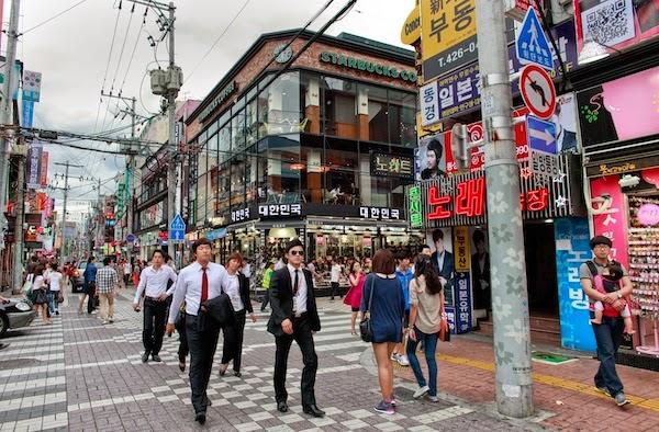 Политика повышения доходов работников в Южной Корее дает обратный эффект