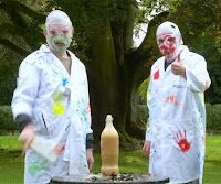 The Rubberbandits on Science