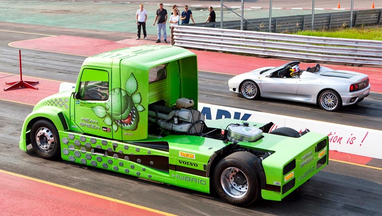 Drag Racing Trucks Vs Car Video