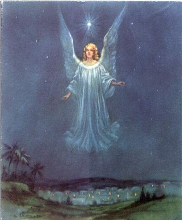 theological meaning of angel Angels [t] by the word angels (ie messengers of god) we ordinarily  understand a race of spiritual beings of a nature exalted far above that of man,  although.