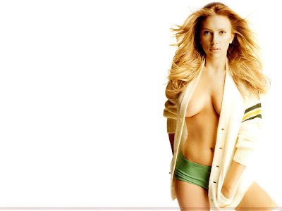 Beautiful Scarlett Johansson Wallpaper
