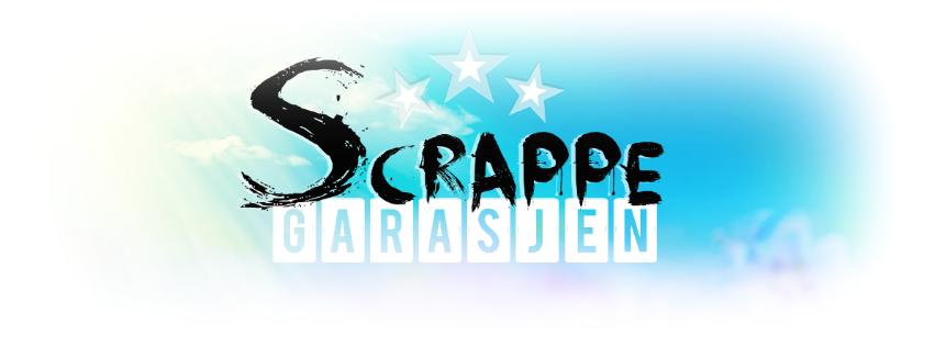 Jeg vant hos Scrappegarasjen !