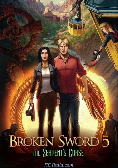 [ITC Pedia.com] [PL] BROKEN SWORD 5 THE SERPENTS CURSE EPISODE 1 UPDATE 1 - FLTDOX