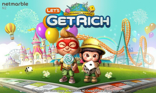 Cara Jitu Mendapatkan Kakter S di Game Line Let's Get Rich