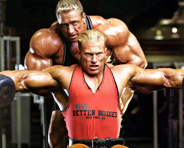 Markus Ruhl and Dennis Wolf