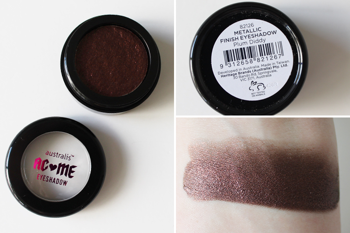 AUSTRALIS COSMETICS // Limited Edition Metallics Collection | Review + Swatches - CassandraMyee