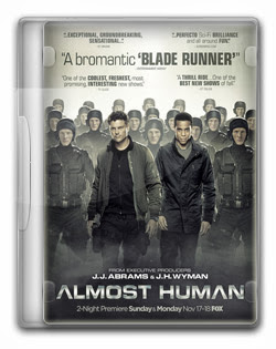 Almost Human S01E03   Are You Receiving?