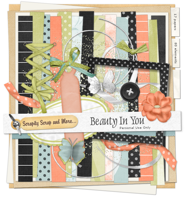 Scrapkit: Beauty In You