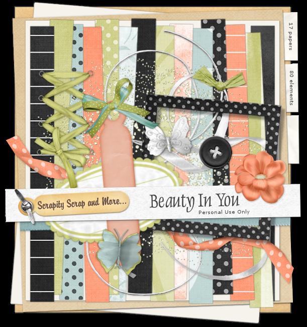 Scrapkit: Beauty In You